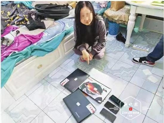 """黑龙江警方连根拔起16人""""话术团伙"""" 跨7省12市"""