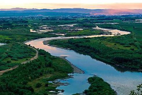 来绥芬河湿地公园探寻生态之美