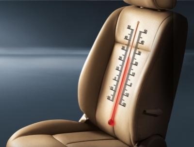 奇瑞座椅加热电路图