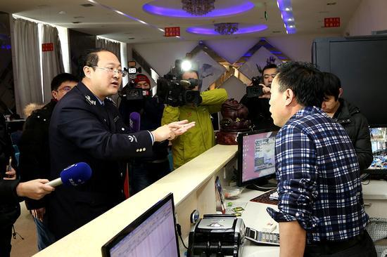 哈尔滨市公安局平房分局组织召消防安百专项