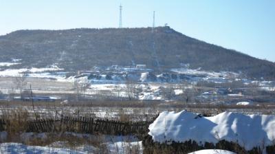 郑喻此前经营的晨丰煤矿所在地。 京华时报记者韩林君摄