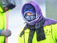 黑龙江未来3天最低温在-30度以下 24日大幅回升
