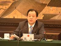 黑龙江代表团小组开放会议 陆昊并回答记者提问