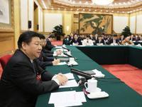 """习近平:国有企业发展既要""""借东风"""" 也要激发内生动力"""