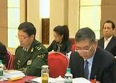 黑龙江代表团举行第五次全体会议 审议《中华人民共和国慈善法》草案