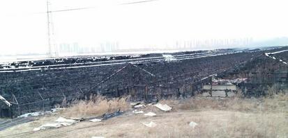 数千平方米大棚过火
