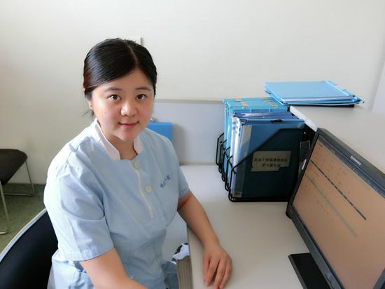哈尔滨医大四院护士_2009年毕业于哈尔滨医科大学本科护理专业,在校期间担任护理系生活部