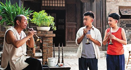 《百鸟朝凤》剧照
