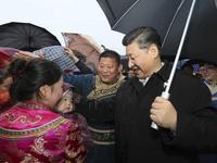 习近平:我心里惦记着每一个少数民族