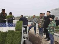 习近平:农业合作社是发展方向