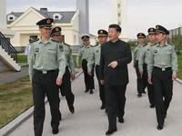 习近平视察驻黑龙江部队:推动基层建设全面过硬