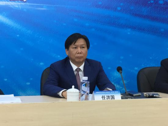 国家体育总局冬季运动管理中心党委书记任洪国