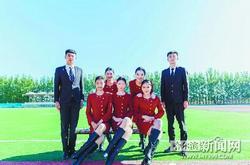 哈尔滨7名中专生被人民大会堂选中(图)图片
