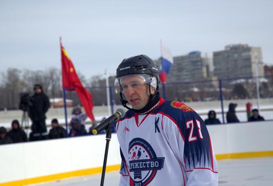 俄罗斯阿穆尔州州长科兹洛夫致辞