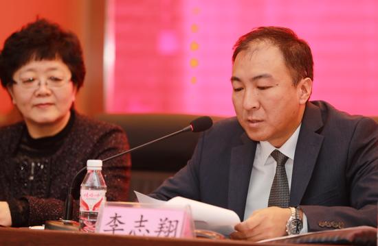 副院长李志翔对提案进行解答
