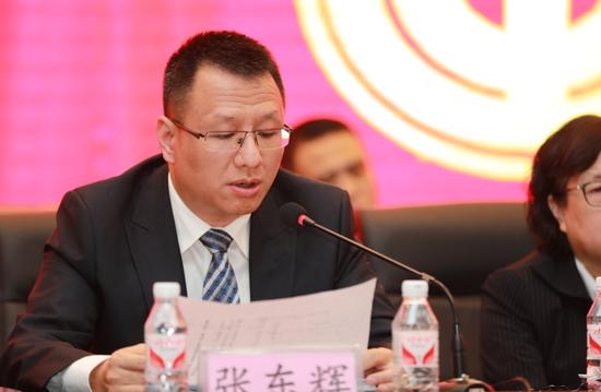 副院长张东辉对提案进行解答