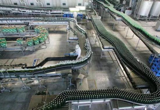 青岛啤酒工业旅游