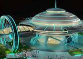 凤凰山景区今年开建UFO科技馆及主题公园