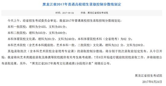 黑龙江招商考试信息港网站截图
