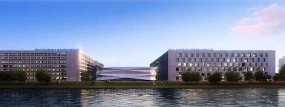5月10日,吉利汽车(杭州湾)研究院正式启用