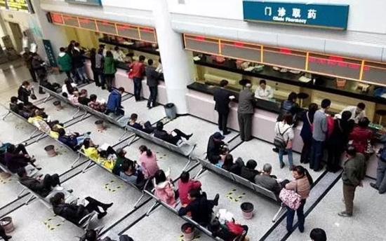 黑龙江公立医院要改革:CT检查费下降 手术费上涨