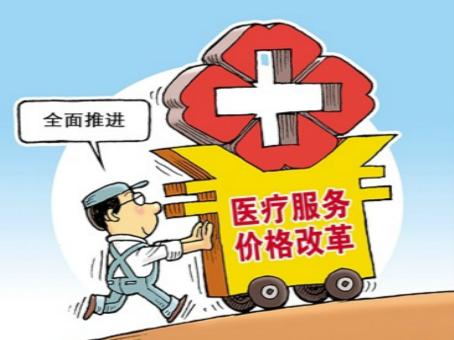 哈市中省直公立医院超600项医疗服务价格调整