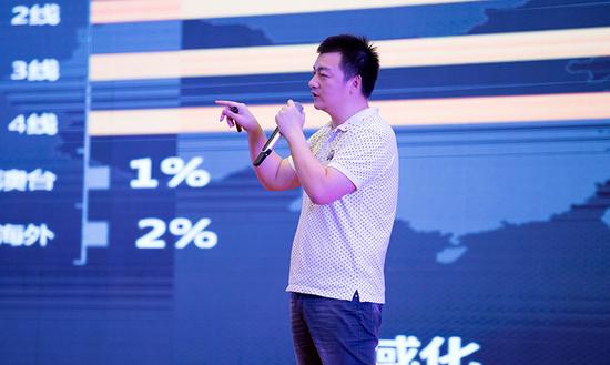 微博运营副总经理兼社会责任总监董文俊