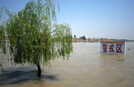 黑龙江部分地市降大到暴雨 两条河流超警戒水位
