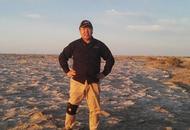 61岁冰城老人穿越死亡之海