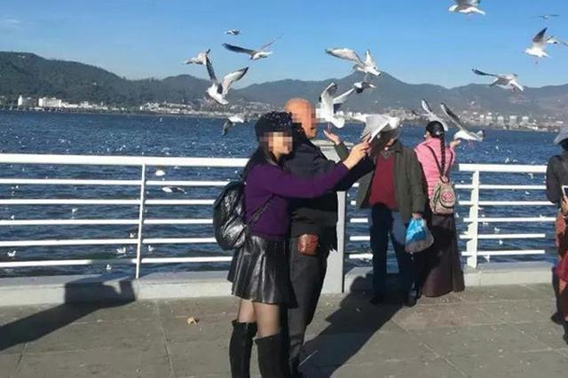 游客昆明赏鸥欲抓一只合影 涉非法捕猎被罚625元