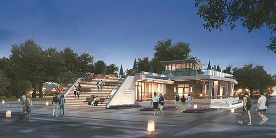 哈尔滨沿江老建筑要变样 19栋建筑将修缮用于旅游服务