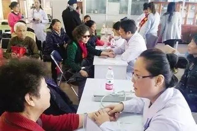 黑龙江二级以上中医院将设老年病科 提供中医药服务