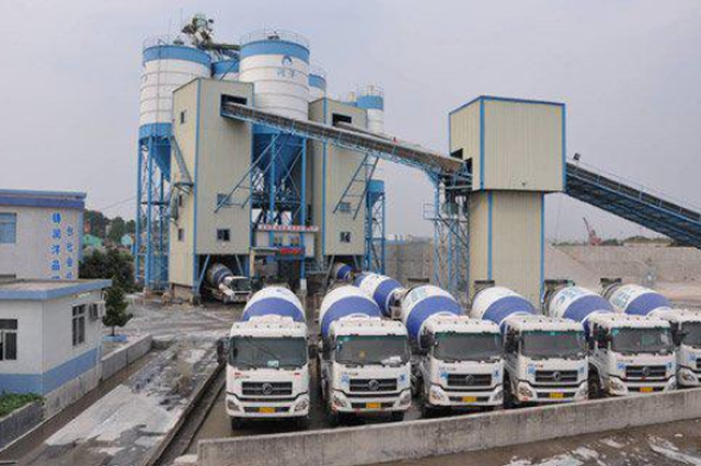 哈尔滨市预拌混凝土企业三年内完成环保改造