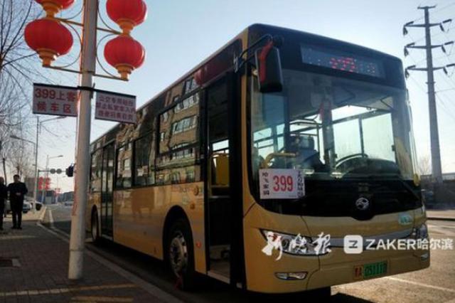399路投用15台纯电动公交 没发动机噪音还没尾气味儿