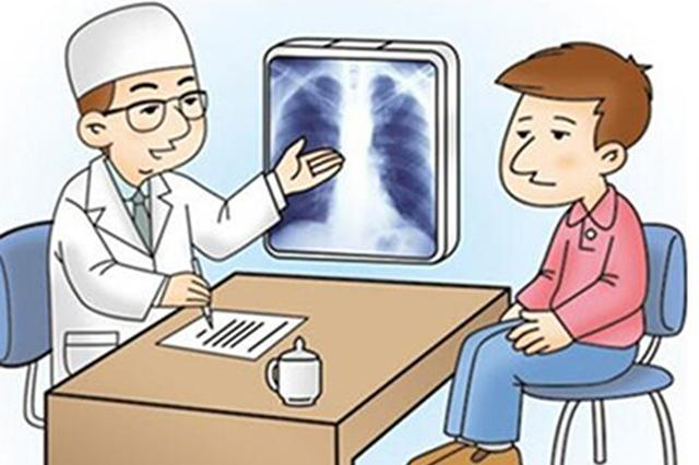 26岁小伙天天在网吧包宿患上肺结核瘦到80斤