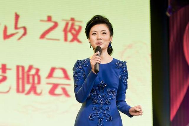 周涛辞职央视后首登话剧舞台 颜值逆龄增长显青春