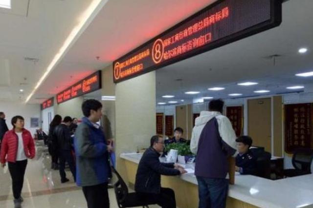 哈尔滨市一季度商标注册申请729件 食品业注册量最大