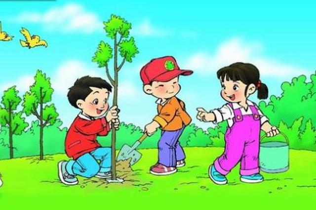 """今年哈尔滨市植树""""年龄""""有讲究 胸径至少10厘米"""
