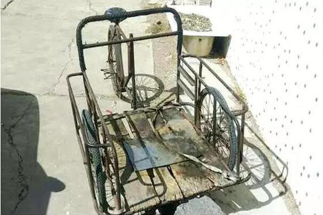 林甸26岁男子带伤盗窃40余起 作案工具是一辆三轮车
