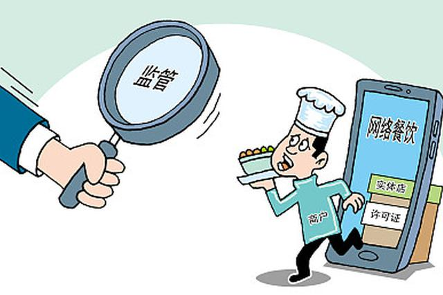 黑龙江省食药监局约谈网络餐饮服务第三方平台
