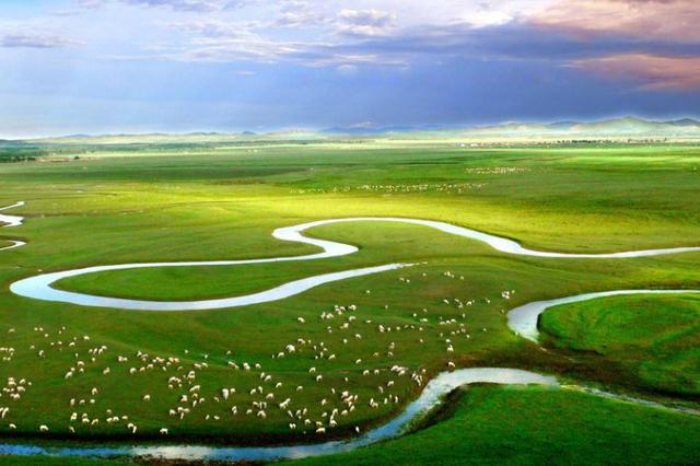 黑龙江草原年均产鲜草千万吨 生态状况逐步好转