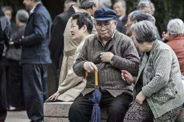 黑龙江不到6人中就有一位60岁及以上老年人