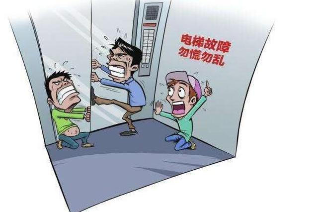 电梯安全分析报告:全省8.5万台电梯仅一成投保