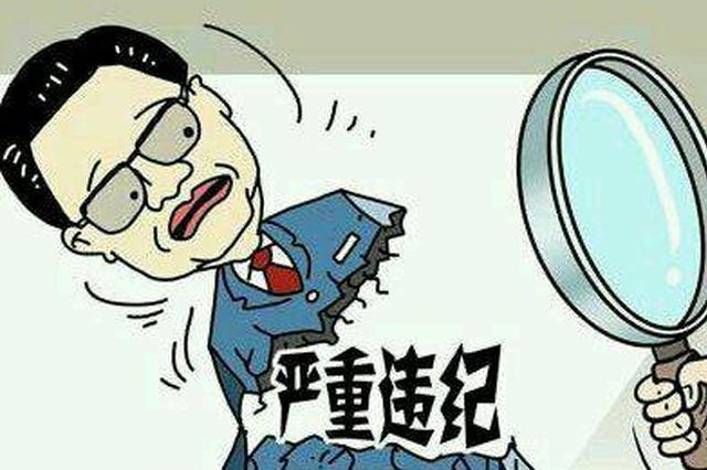 绥棱县委原书记王安因收受礼金受撤职处分