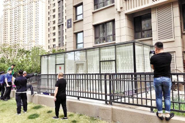 年初至今哈尔滨市拆除新增各类违法建筑256处