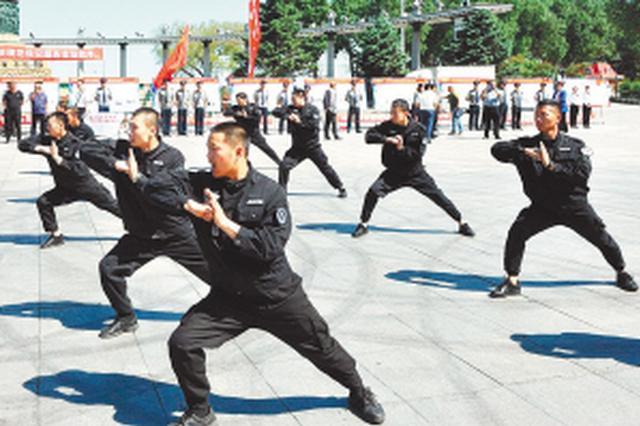 哈尔滨3万保安哥出手抓了犯罪分子310人