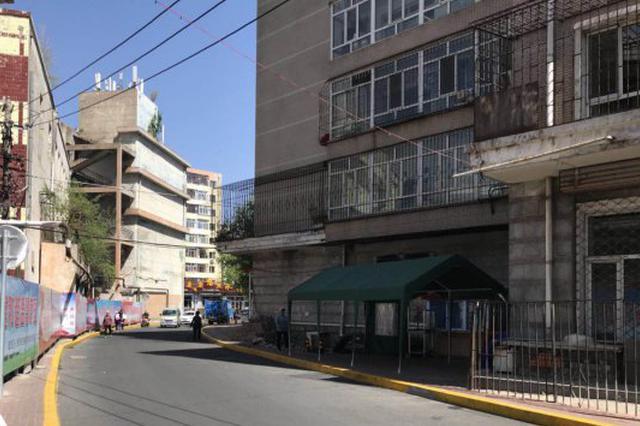 安顺街经纬十二道至十一道街路段双侧改禁停