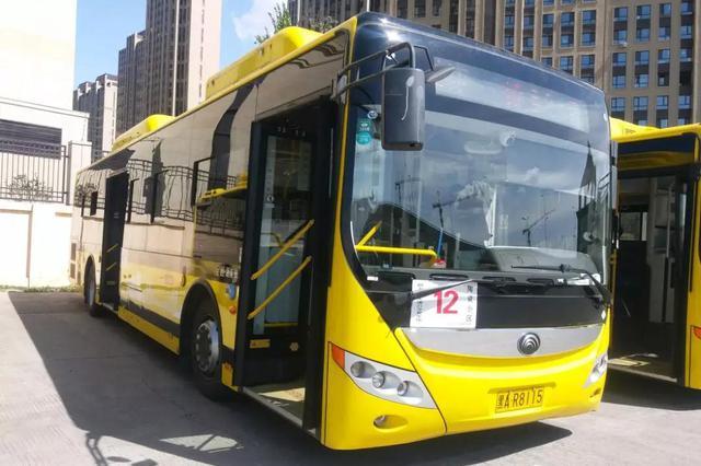 哈尔滨公交12路延线加站增5减1 丁香公园有一站