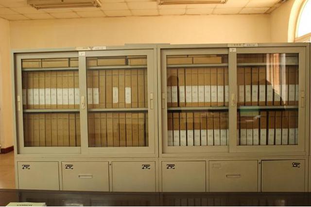 下月可到哈尔滨市档案馆看特色档案陈列展