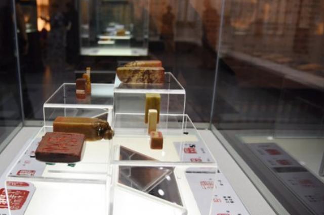 省博展出邓散木诗书画印 127件展品免费参观